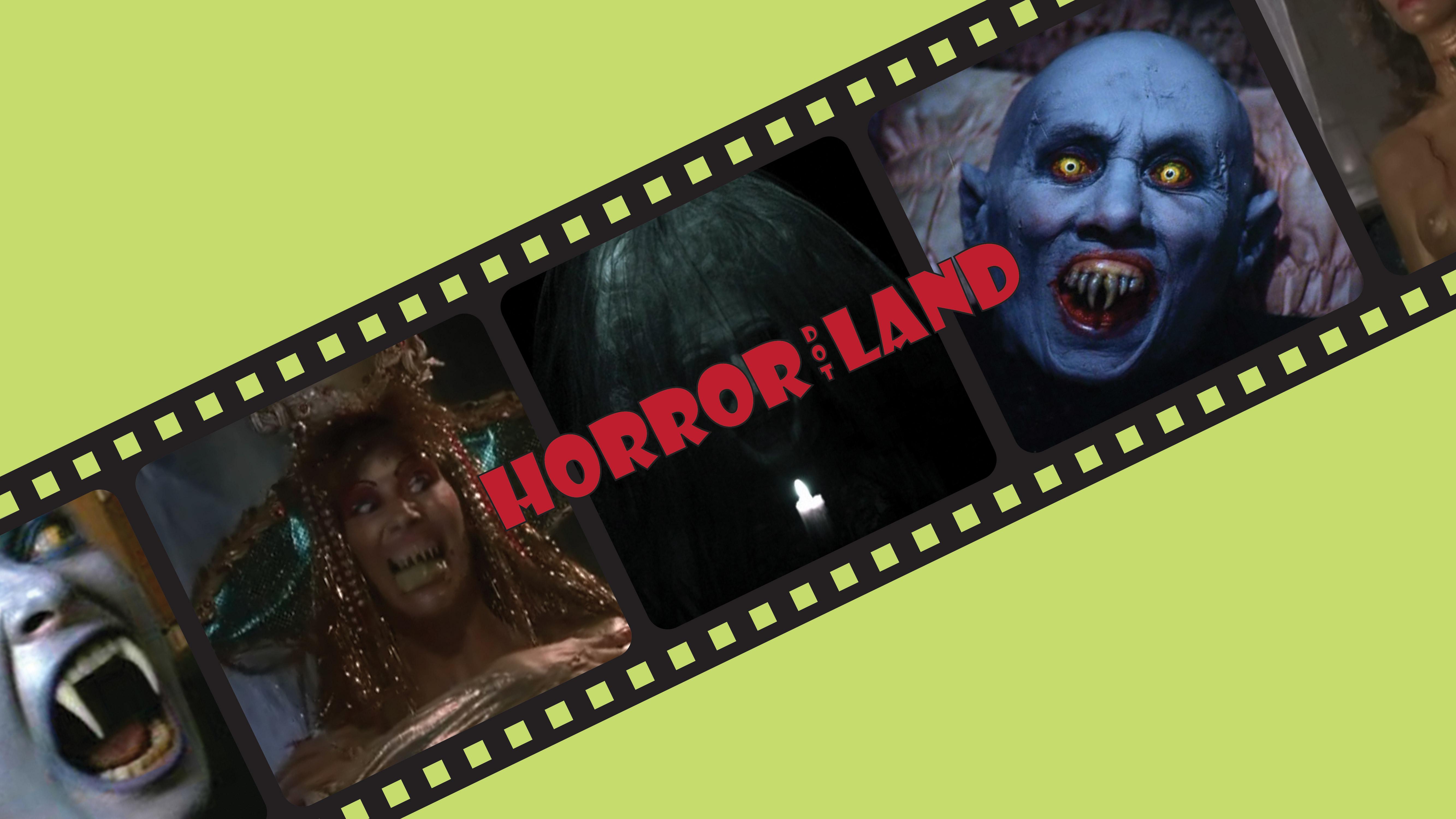 Horror Land Banner