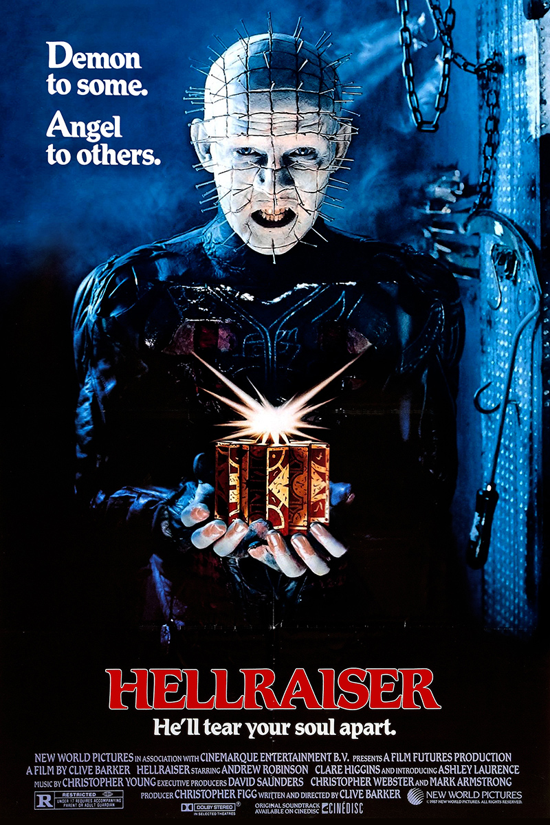 Hellraiser - Horror Land
