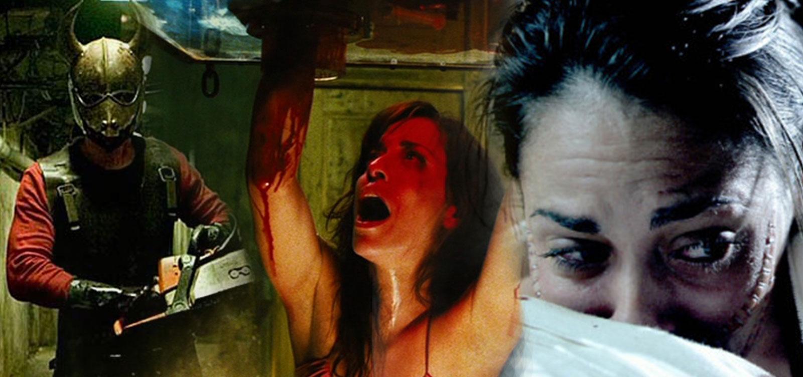 porn Horror torture