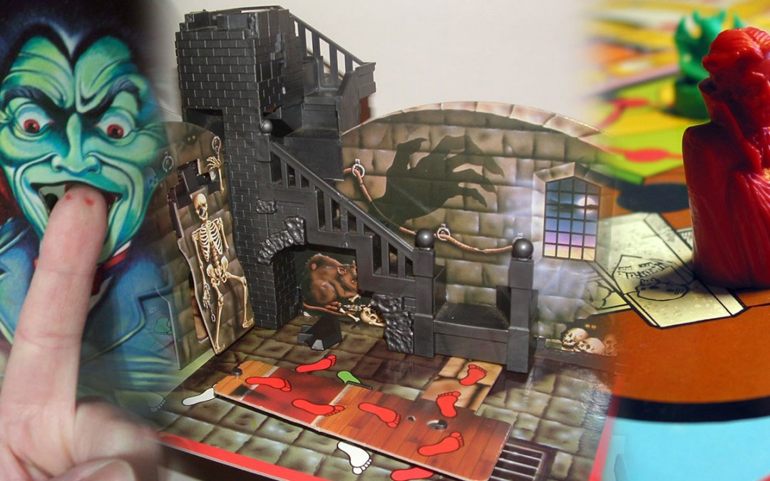 10 Horror Board Games From Your Childhood