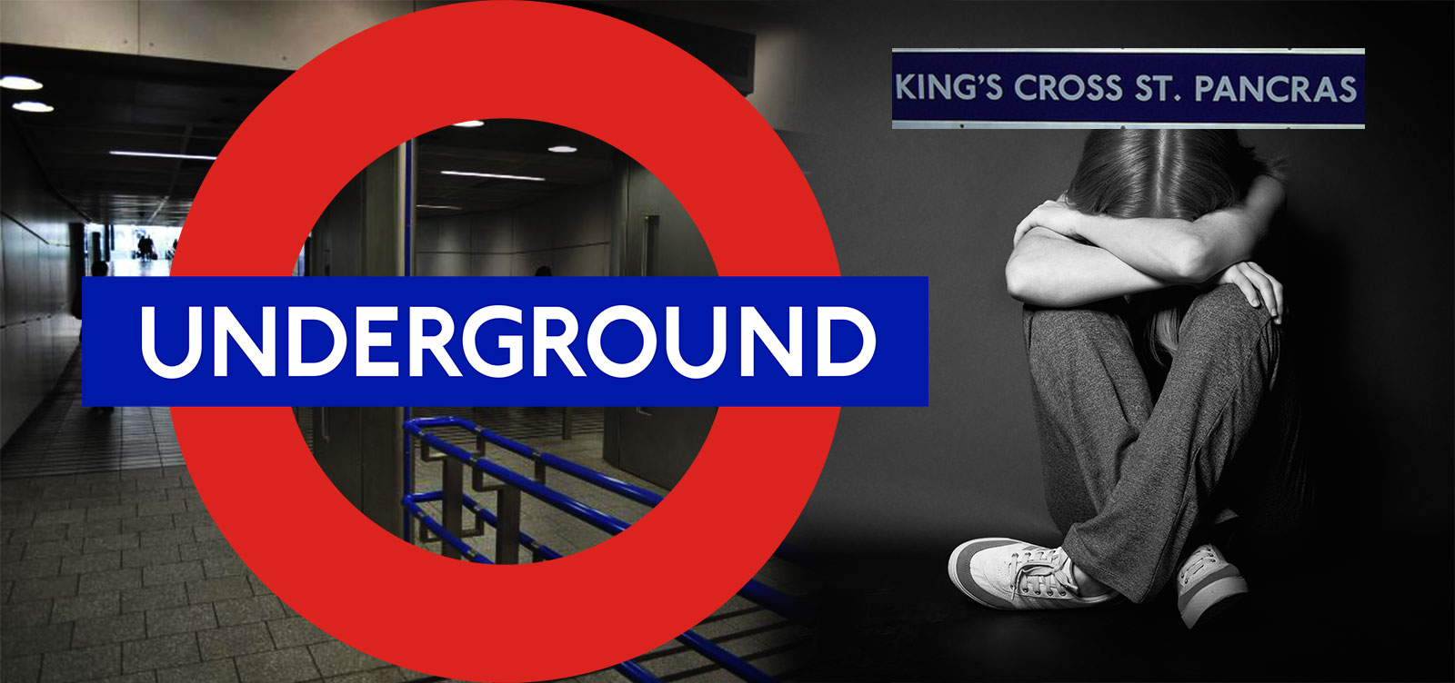 Kings Cross Tube Ghosts