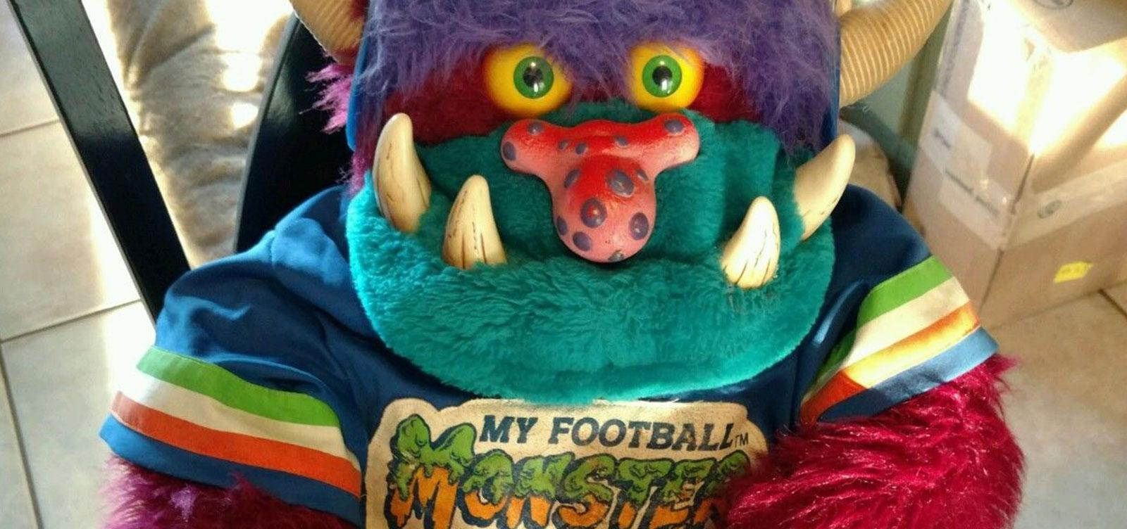 Remembering My Pet Monster Horror Land