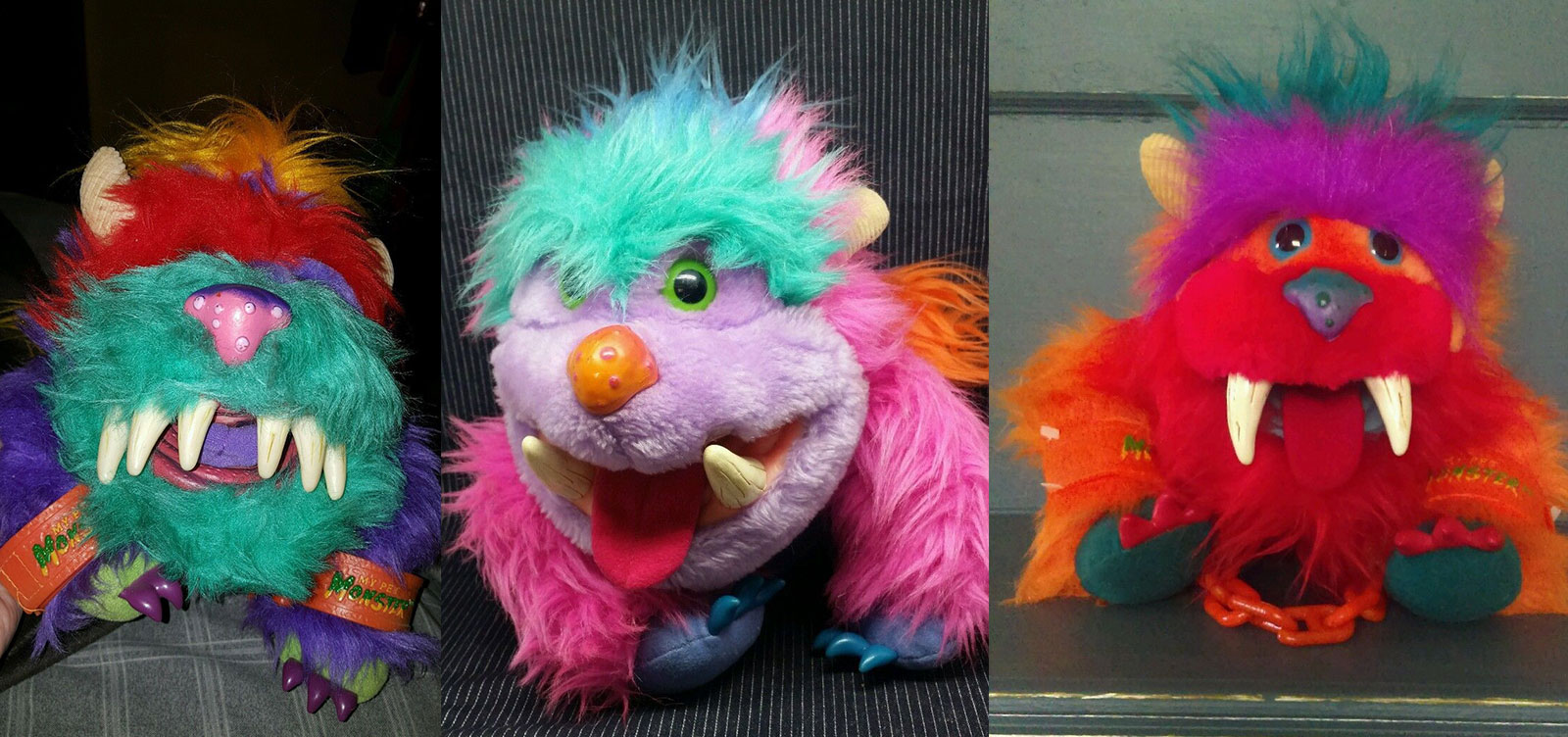 My Pet Monster - Puppets