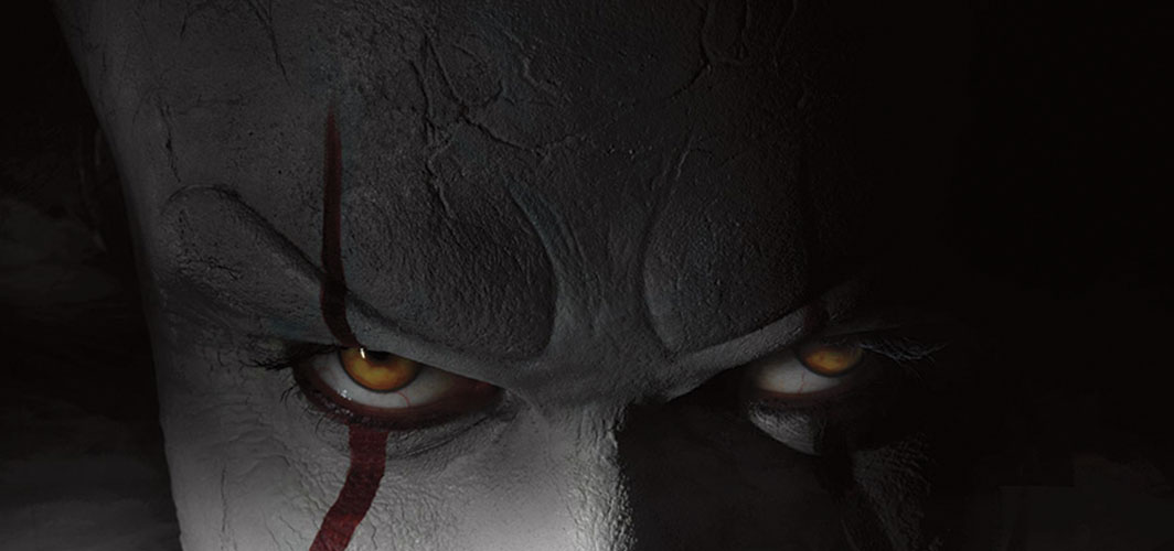 New Pennywise Image Leaks
