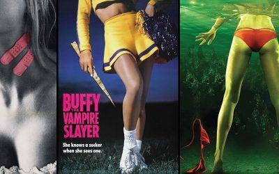 Movie Poster Cliches – Headless Woman