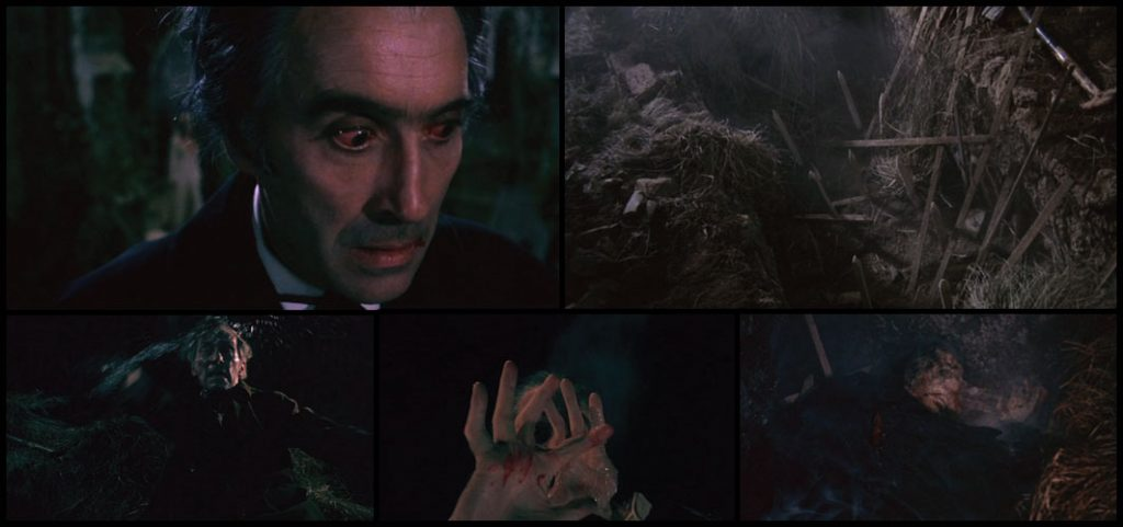 The Many Deaths of Hammer's Dracula - Dracula A.D. (1972)