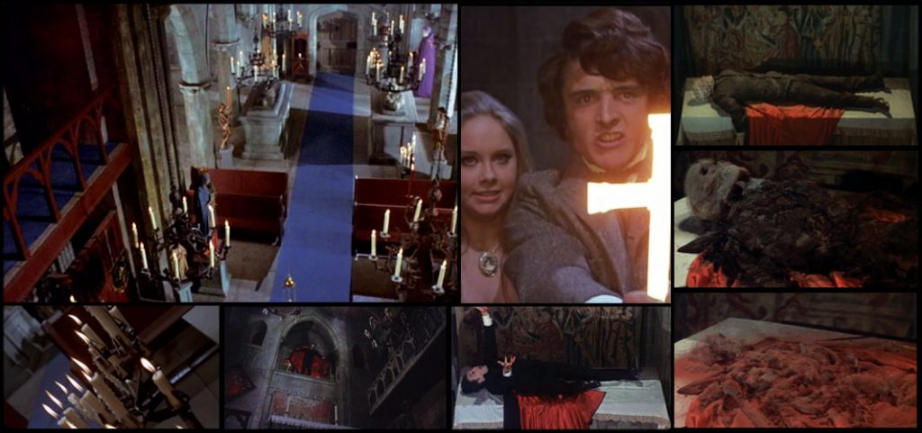 The Many Deaths of Hammer's Dracula - Taste the Blood of Dracula (1970)