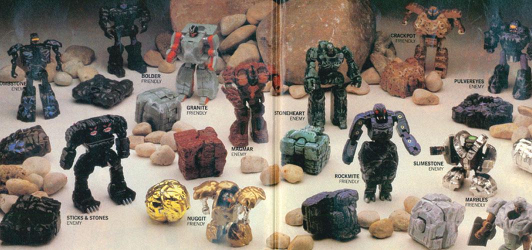 Rock Lords - Set
