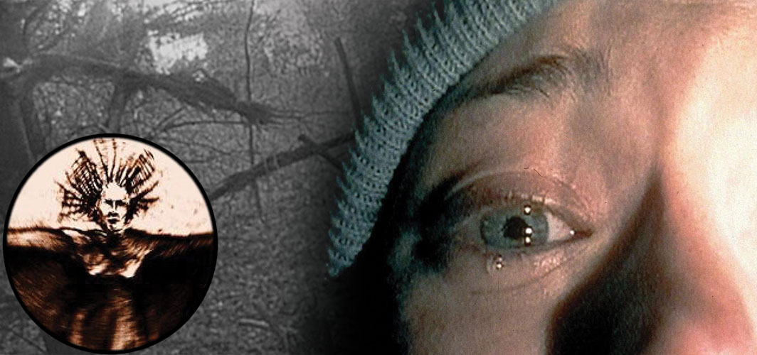 Witches in Film - The Blair Witch