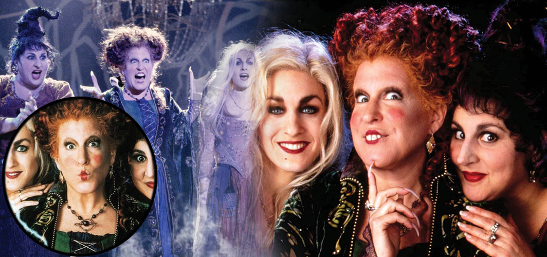 Witches in Film - Hocus Pocus
