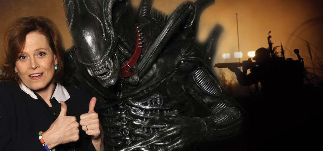 Alien: Covenant News