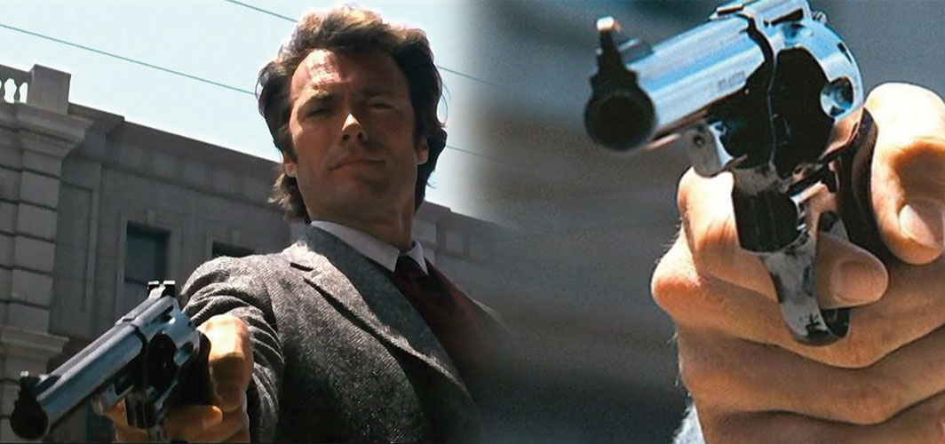 The most Awesome Guns in Film - .44 Magnum - Dirty Harry