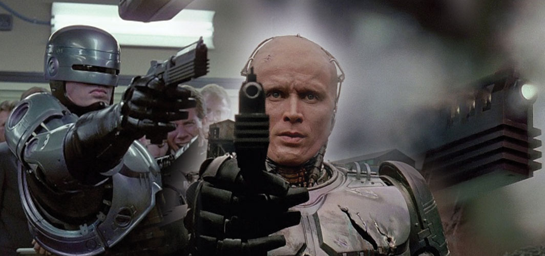The most Awesome Guns in Film - Auto-9 - Robocop