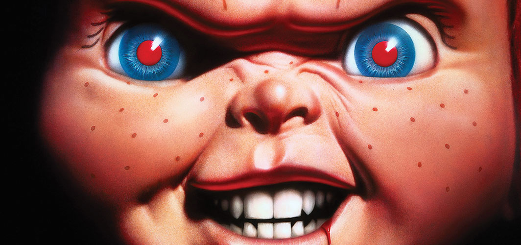Chucky Heads for Syfy TV Series!