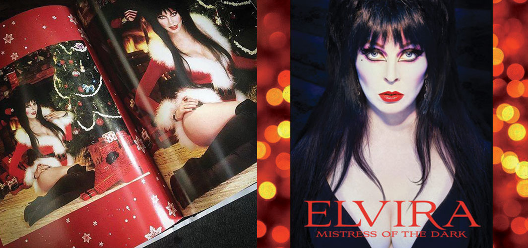 Gift Ideas for Horror Fans - Elvira Coffee Table Book