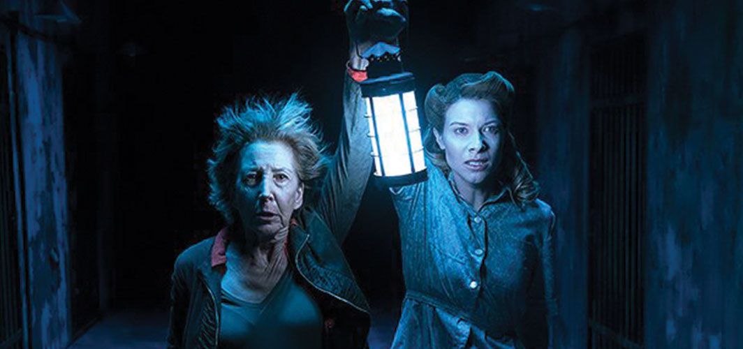 Elise Returns in First Insidious: Chapter 4 Image