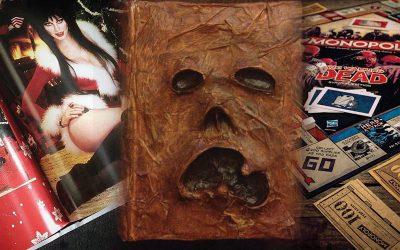 Christmas Gift Ideas for Horror Fans