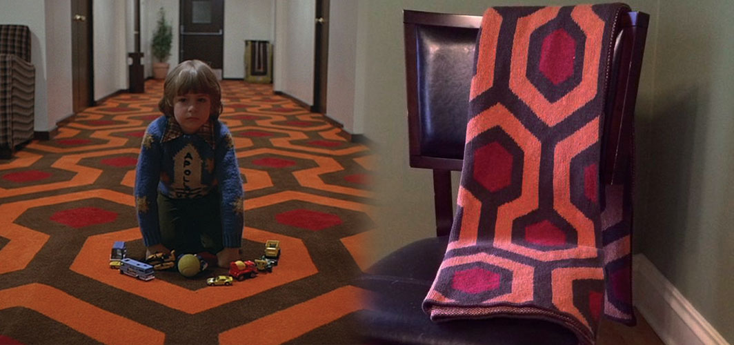 Gift Ideas for Horror Fans - Shining Blankets