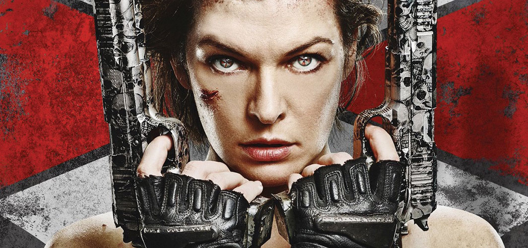 19 Confirmed Horror Films for 2017 - Resident Evil: The Final Chapter – January 27th