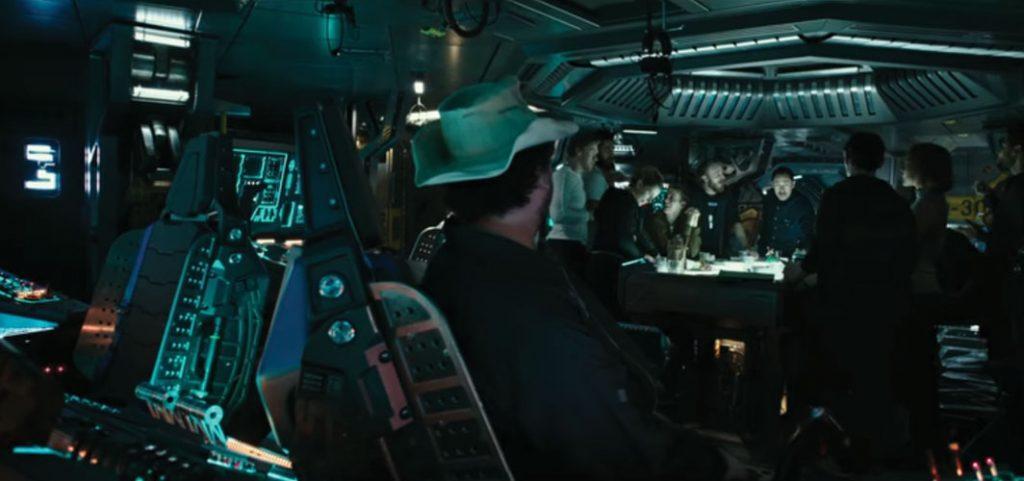 "Alien: Covenant | ""Prologue: Last Supper"""