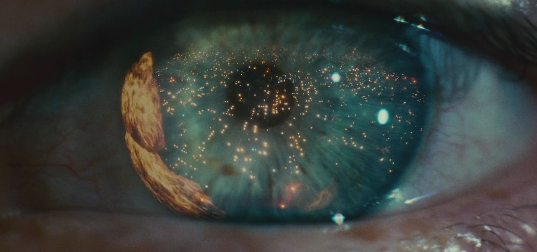 Extreme Close-Up - The Art of Eyes in Film - Blade Runner