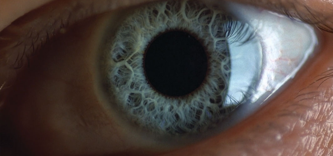 Extreme Close-Up - The Art of Eyes in Film - Cube