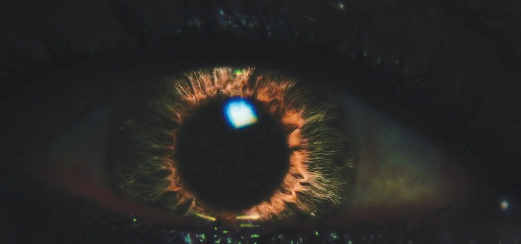 Extreme Close-Up - The Art of Eyes in Film - The Jacket