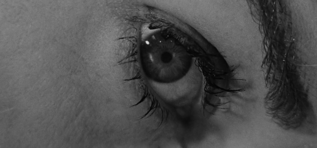 Extreme Close-Up - The Art of Eyes in Film - Psycho