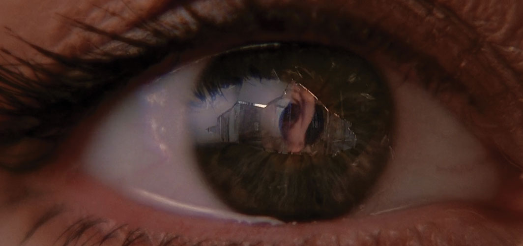 Extreme Close-Up - The Art of Eyes in Film - Spiderman 2