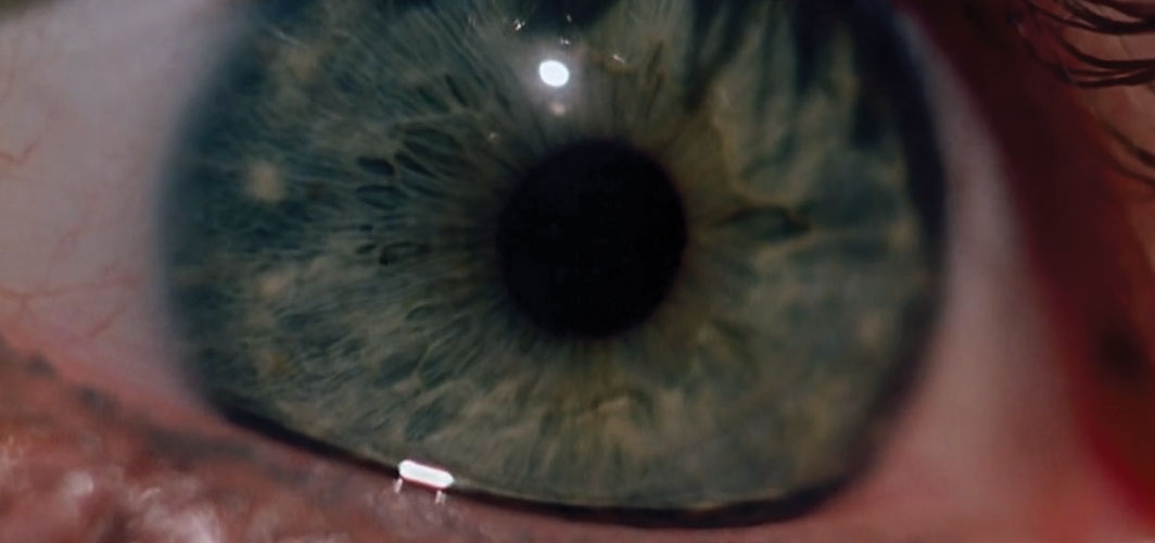 Extreme Close-Up - The Art of Eyes in Film - The Texas Chain Saw Massacre