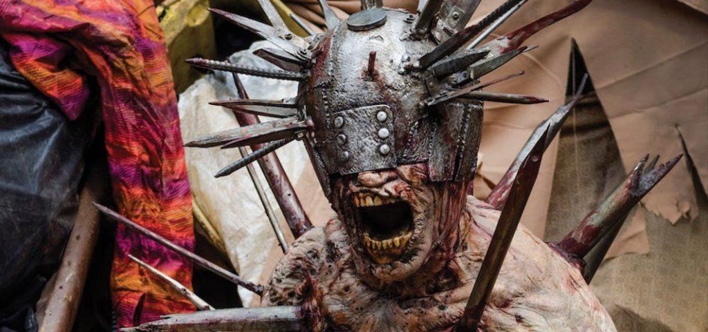 Walking Dead Winslow - Gladiator Zombie