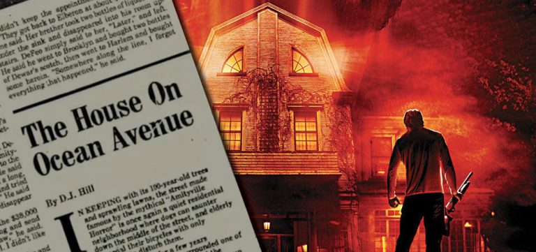10 Horror Films Based on Real Events - 1 - The Amityville Horror (1979)