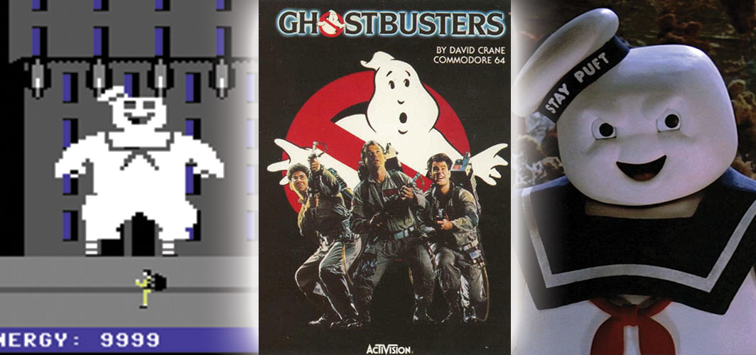 Video Game Bosses - Ghostbusters