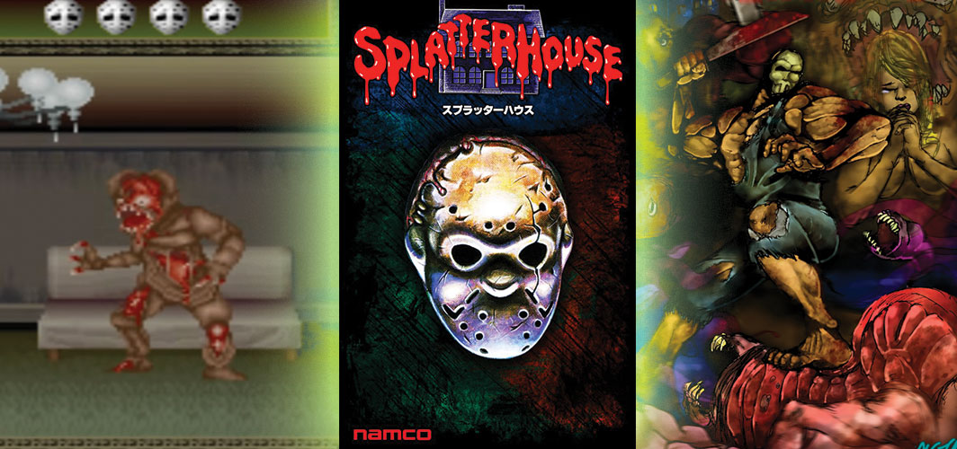 Video Game Bosses - Splatter House