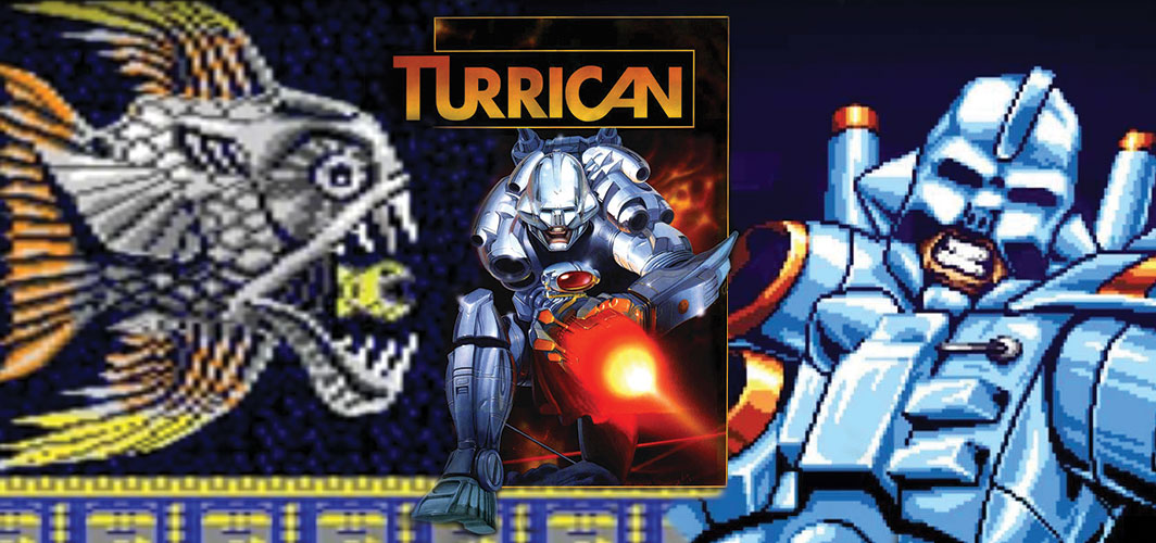 Video Game Bosses - Turrican