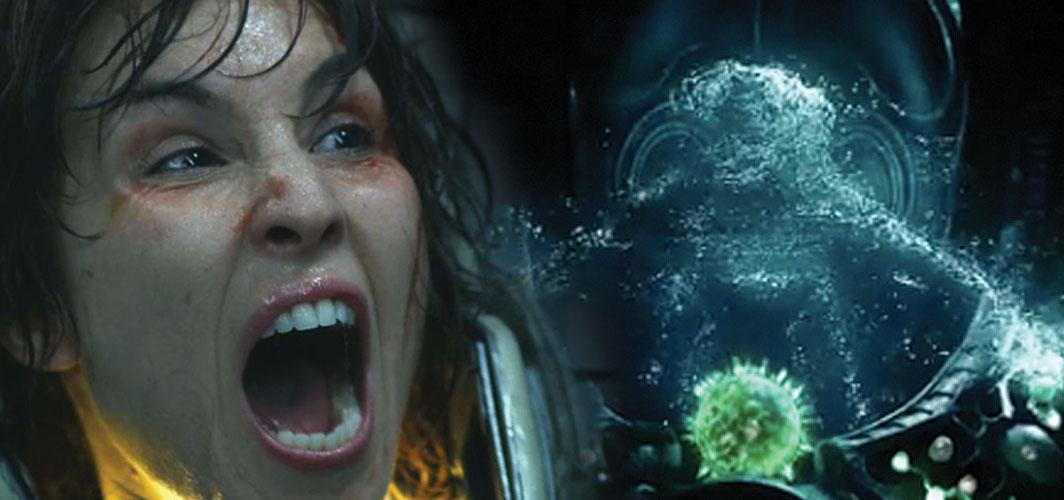 Aliens Covenant - Shaw Returns
