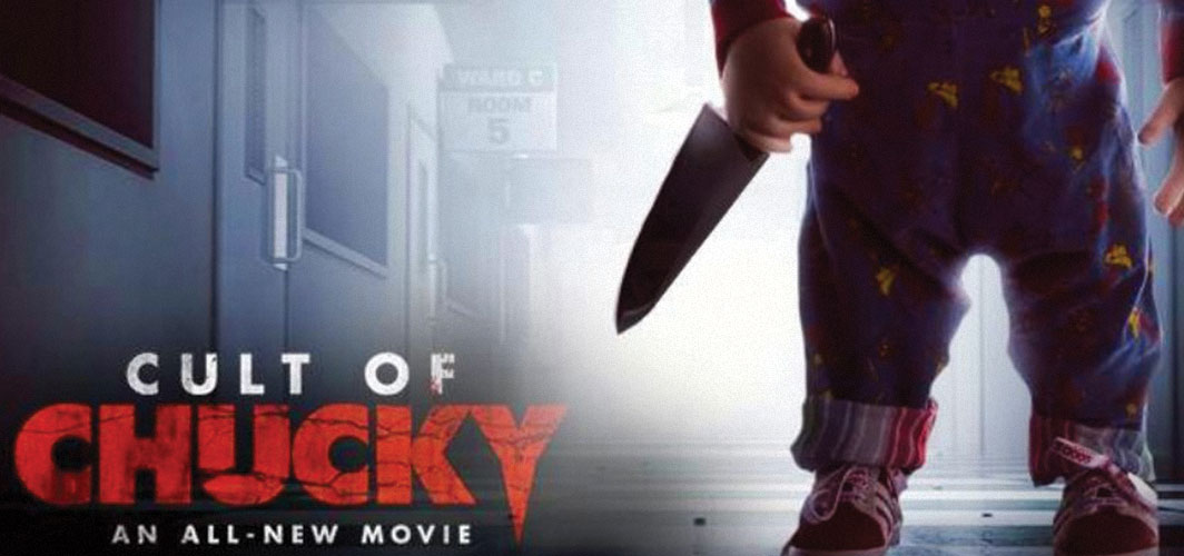 Cult of Chucky Teaser Trailer