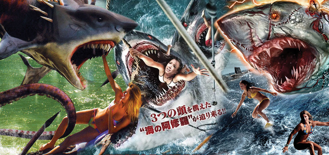 10 Crazy Shark Movies