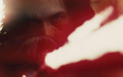 Star Wars: The Last Jedi Trailer Explodes Online