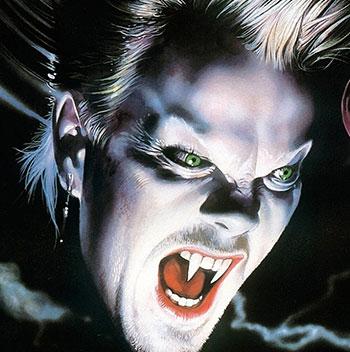 Vampires V Werewolves