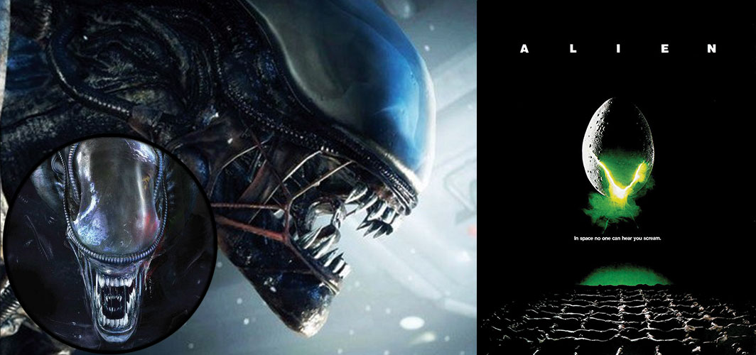 Chaotically Evil Creatures - Alien
