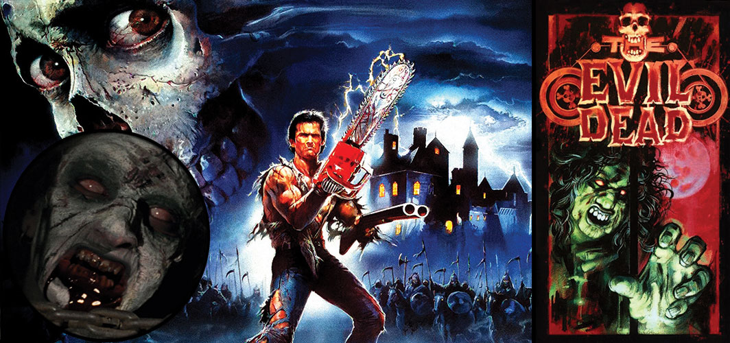 Chaotically Evil Creatures - The Evil Dead