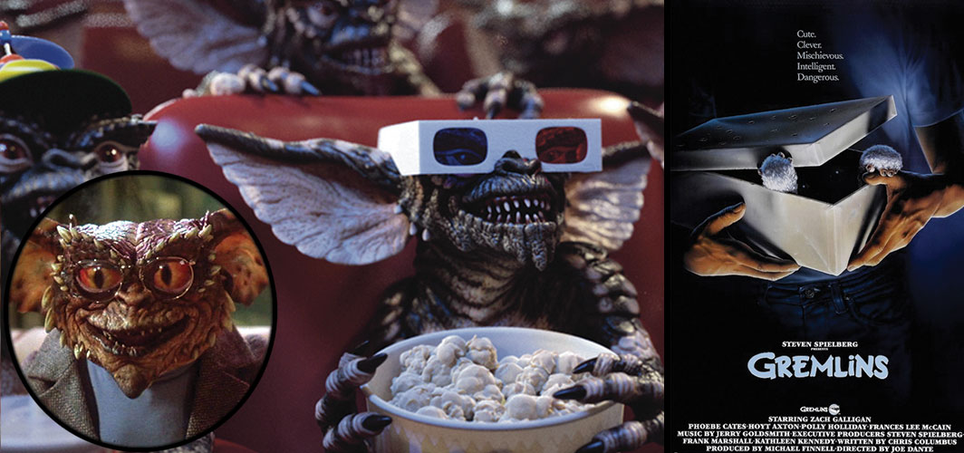 Chaotically Evil Creatures - Gremlins