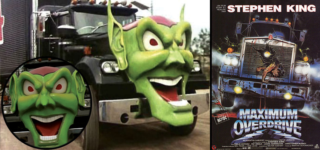 Chaotically Evil Creatures - Maximum Overdrive