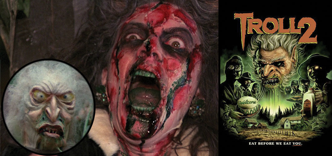 Chaotically Evil Creatures - Troll 2