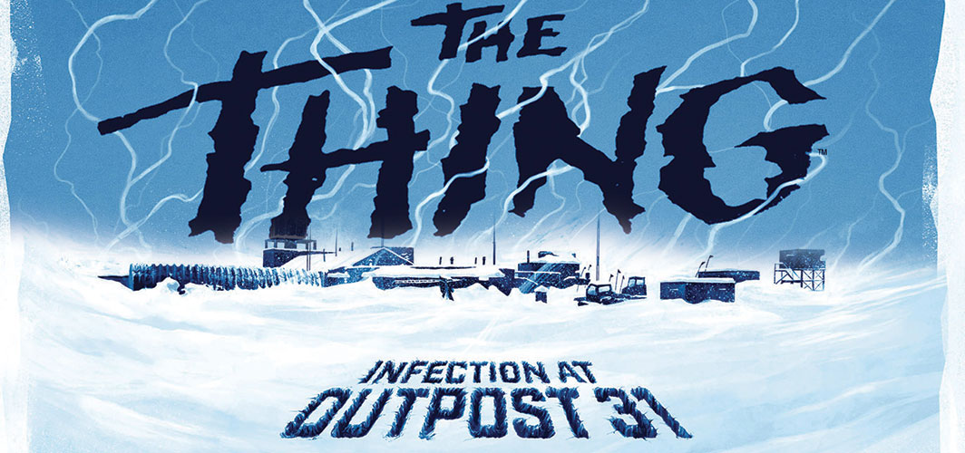 Get Infected With 'The Thing' Board Game