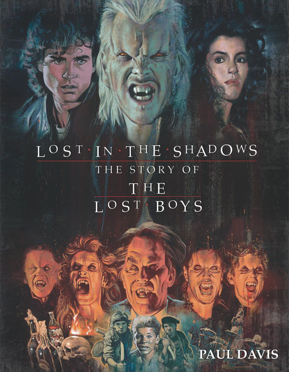 Lost Boys Book 2017