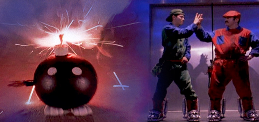 Bob-omb - Super Mario Bros. (1993) - 10 Bizarre Movie Weapons