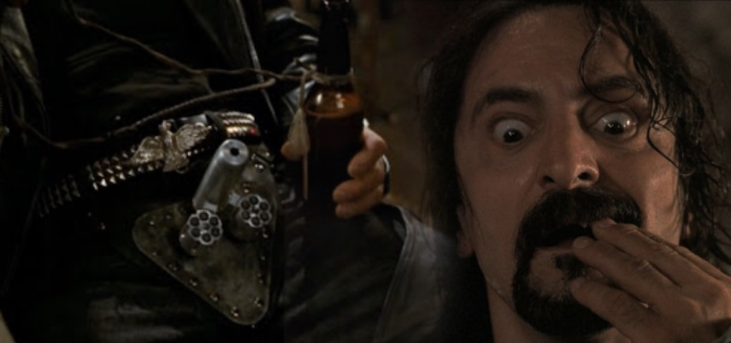 Codpiece Revolver – From Dusk Till Dawn (1996) - 10 Bizarre Movie Weapons
