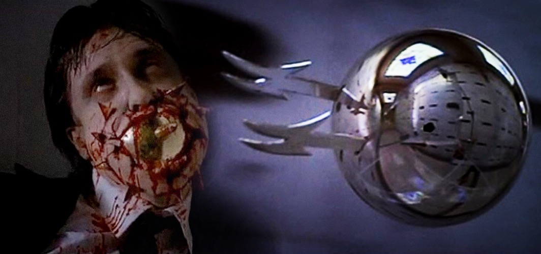 Sentinel Spheres - Phantasm (1979) - 10 Bizarre Movie Weapons
